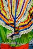 Traditionelle mexikanische Kleidung Stockbild