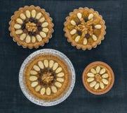 Traditionelle polnische Ostern-Kuchen Stockfoto