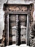 Traditionelle Sansibar-Tür Stockbilder