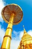 Traditionelle thailändische Art. Lizenzfreies Stockbild