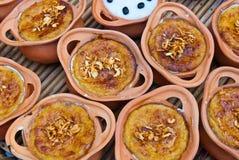 Traditionelle thailändische Bonbons Stockfotos