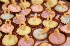 Traditionelle thailändische Bonbons Lizenzfreies Stockfoto