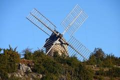 Traditionelle Windmühle Stockbild