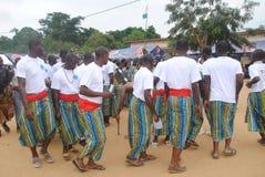 Traditionelle Zeremonie Lizenzfreie Stockfotografie