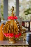 Traditioneller Buddhismus Thailands Stockbild