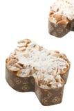 Traditioneller Italiener-Ostern-Kuchen Stockbilder