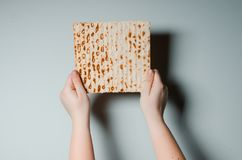 Traditioneller jüdischer Feiertag Pesach Traditionelle jüdische festliche FO stockfotos