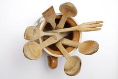 Traditioneller Küchenbedarf Stockbild
