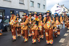 Traditioneller Karneval in Bonn Stockfotos