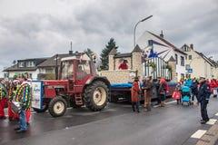 Traditioneller Karneval in Bonn Lizenzfreies Stockfoto