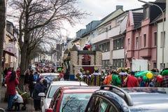 Traditioneller Karneval in Bonn Stockfoto