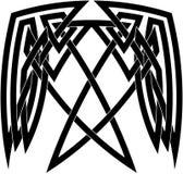 Traditioneller keltischer Knoten Stockfotografie