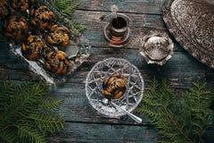 traditioneller Kuchen Lizenzfreies Stockfoto
