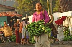 Traditioneller Markt stockbilder
