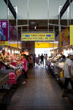 Traditioneller Meerestiermarkt Taiwan-Tungkang Lizenzfreie Stockfotos