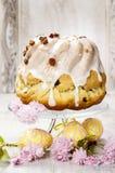 Traditioneller Ostern-Kuchen Lizenzfreie Stockfotos