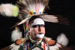Traditioneller Tänzer stockfoto