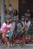 Traditioneller Tanz Indonesiens Stockbilder