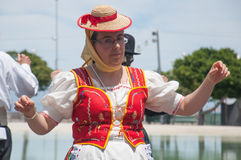 Traditioneller Tanz, Teneriffa, Spanien Stockfoto