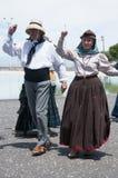 Traditioneller Tanz, Teneriffa, Spanien Stockfotografie