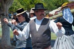Traditioneller Tanz, Teneriffa, Spanien Lizenzfreie Stockbilder