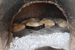 Traditioneller türkischer Ofen Stockfotografie