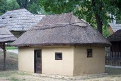 Traditionelles altes Haus Stockbild