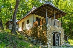 Traditionelles altes Haus Lizenzfreie Stockfotografie
