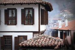 Traditionelles altes Haus Zlatograd Lizenzfreie Stockfotografie