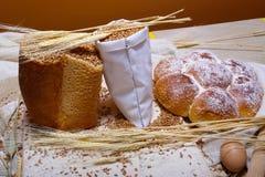 Traditionelles Brot lizenzfreie stockfotos