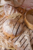 Traditionelles Brot lizenzfreie stockfotos