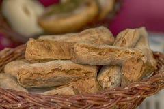 Traditionelles Brot Stockbild