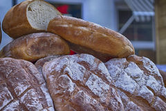 Traditionelles Brot Lizenzfreies Stockbild