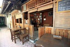 Traditionelles Café Stockbilder