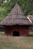 Traditionelles Dorfantikenlagerhaus oder -scheune Lizenzfreie Stockfotografie