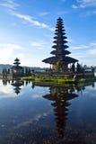 Traditionelles Gebäude bei Bali Lizenzfreie Stockfotografie