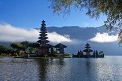Traditionelles Gebäude bei Bali Stockfoto
