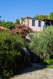 Traditionelles griechisches housein Griechenland Lizenzfreies Stockbild