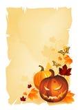 Traditionelles Halloween-Feld Lizenzfreie Stockfotografie