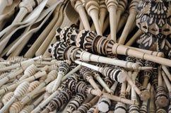 Traditionelles Handwerk in Oaxaca, Mexiko Stockfoto
