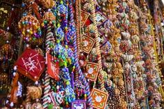 Traditionelles Handwerk von Indien Lizenzfreies Stockfoto
