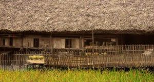 Traditionelles Haus Lizenzfreies Stockfoto