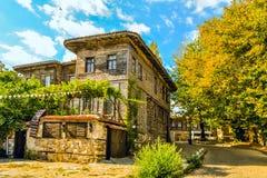 Traditionelles Haus Lizenzfreie Stockbilder