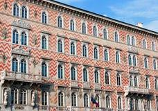 Traditionelles Haus in Italien Lizenzfreie Stockfotos
