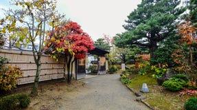 Traditionelles Haus in Kyoto, Japan stockfoto