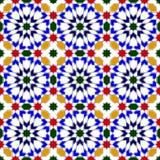Traditionelles islamisches Muster Lizenzfreies Stockbild