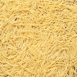 Traditionelles italienisches Lebensmittel des Teigwaren-Suppennudelbeschaffenheits-Hintergrundes Stockfoto