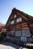 Traditionelles japanisches Haus Stockfotografie