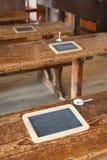 Traditionelles Klassenzimmer Lizenzfreies Stockbild