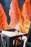 Traditionelles Kochen Lizenzfreies Stockfoto